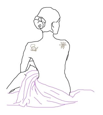 tattoo flower2