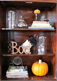 A Heart's Desire: Halloween Decorating