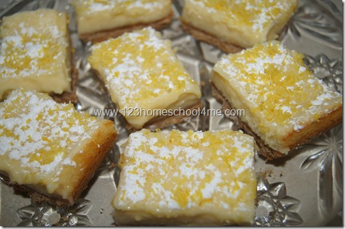 Best Ever Lemon Bars Recipe