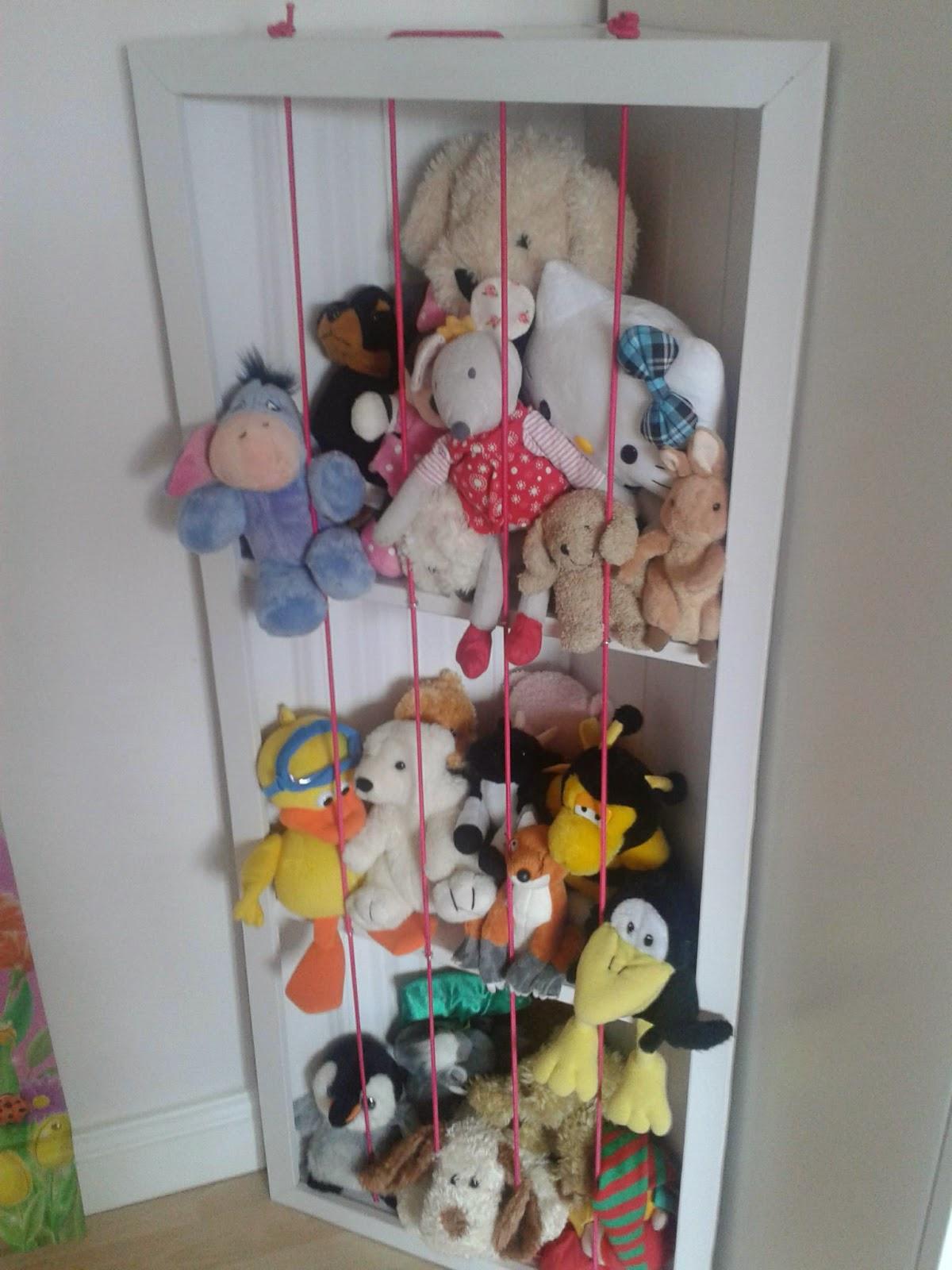 Boxoftrix Soft Toy Storage