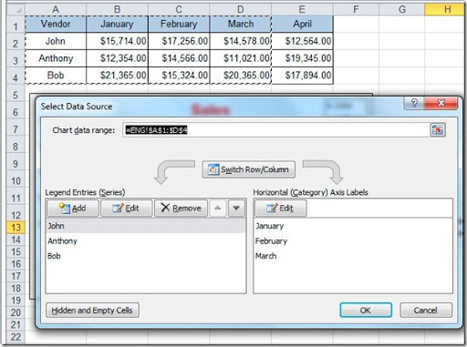 Add new data chart also excel user to an existing chart rh