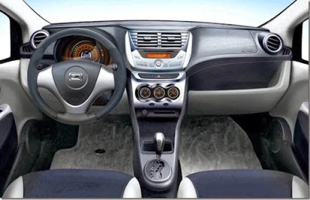 Z100 - interior