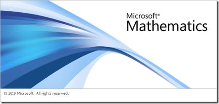 Microsoft Mathematic