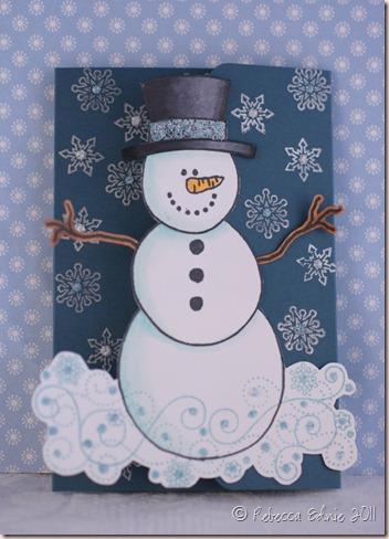 snowman GCH