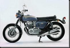 Honda CB 750 Four K Prototype