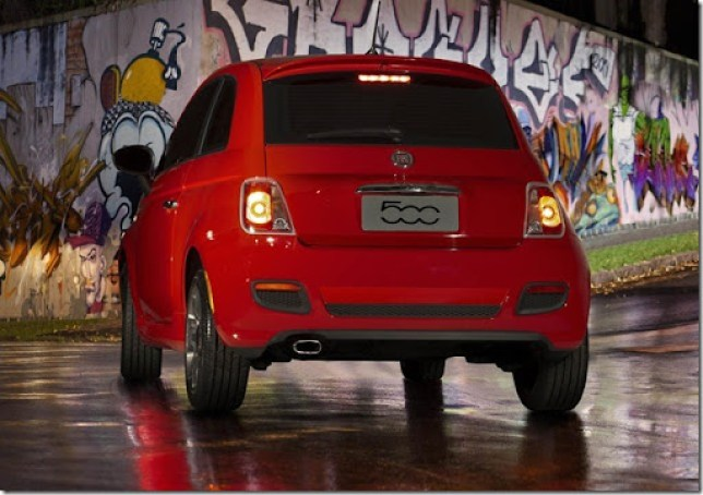 Fiat 500 2012 Brasil Lounge Cult Sport Automatico dualogig 1 (4)