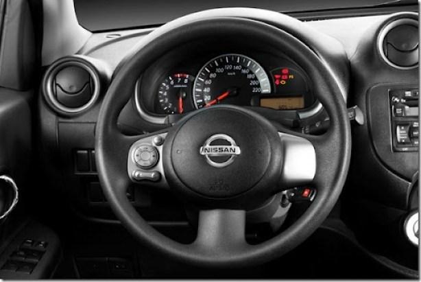 Nissan March SR Traz Tecnologia e Inovação Para a Linha do Compacto