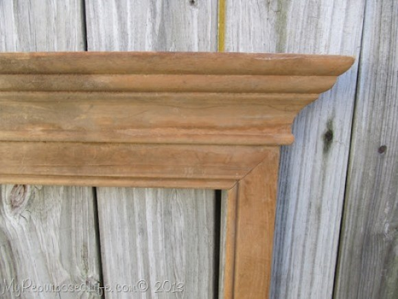 framed molding