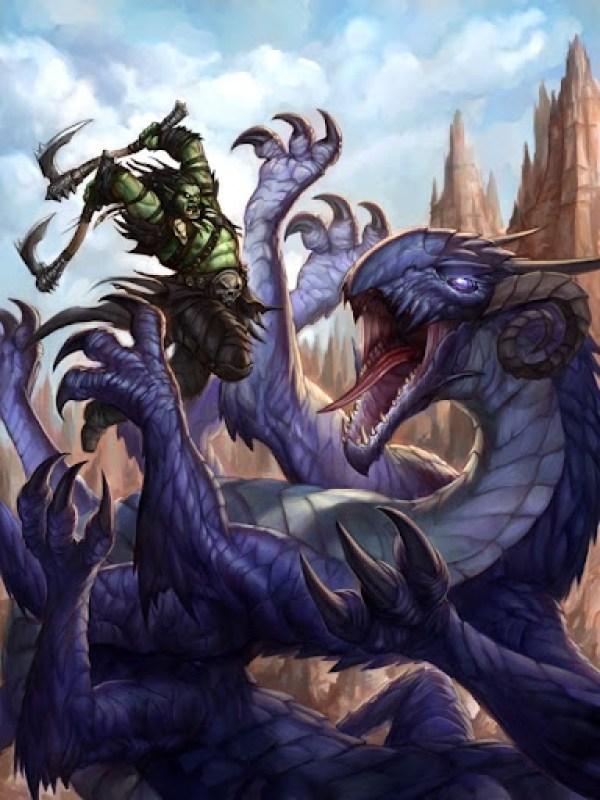 Paizo Monsters