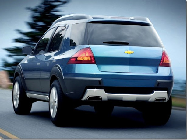 Chevrolet Prisma Y Concept