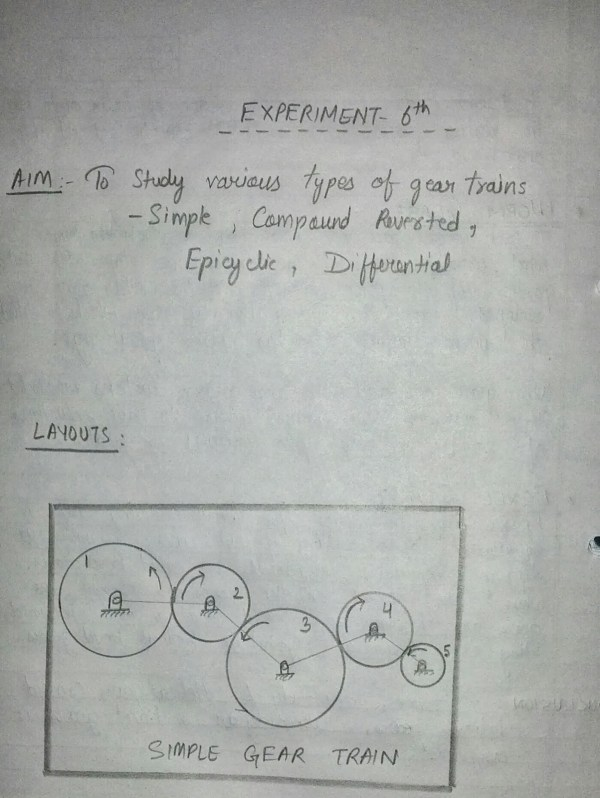 Mechanical Engineering 5th Semester Notes