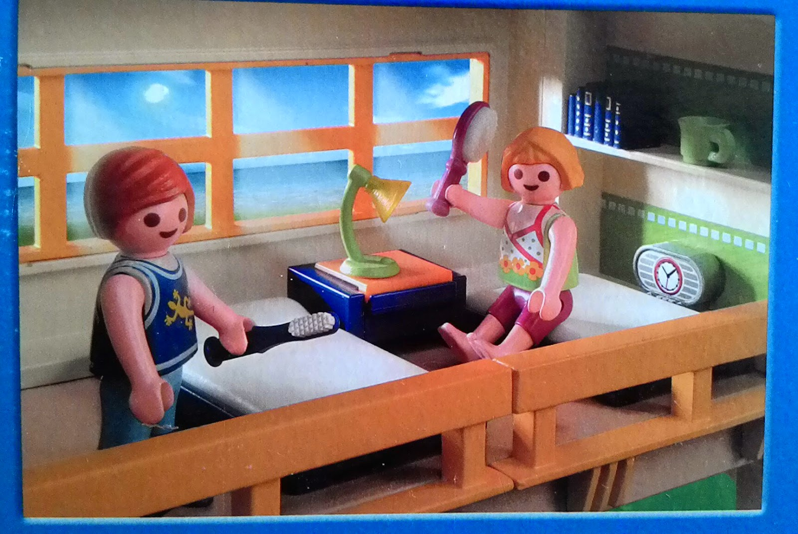 Playmobil-4857-渡假別墅-1   SophiaのPlaymobil摩比玩樂手帳