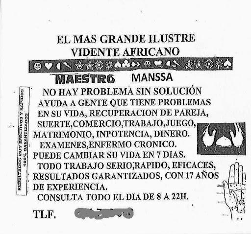 Maestro Manssa