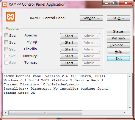 XAMPP Control Panel Application 20120404 221131.bmp