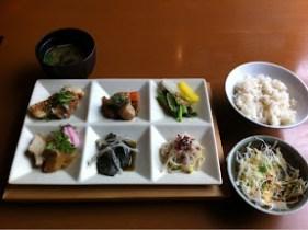 Obansai lunch