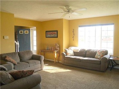 living room before and after - Favorite Paint Colors