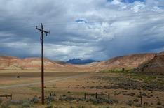 west of Dubois, Wyoming