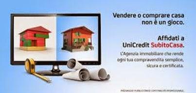 Comprare casa in banca  Unicredit e Intesa