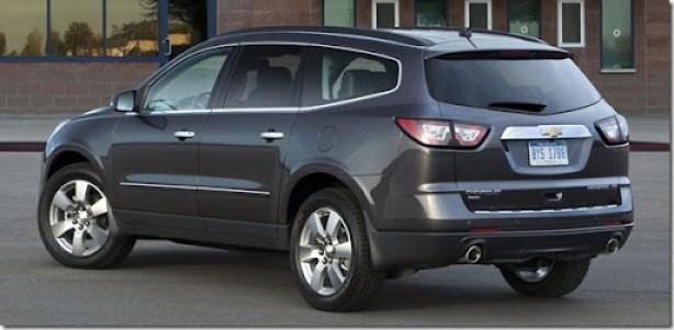 Chevrolet Traverse 2013 (4)