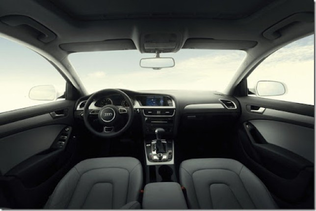 Audi_A4_Painel
