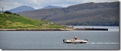 Loch Striven heads for Raasay New Pier