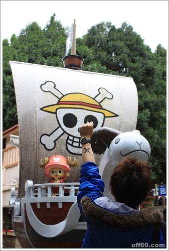 我要成為海賊王!(桌布下載)