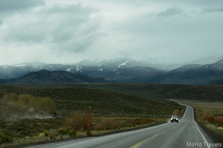 Sonora Pass is now closed again