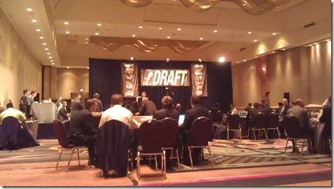 2012 NLL Draft