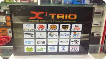 FREESATELITALHD X1 TRIO HD