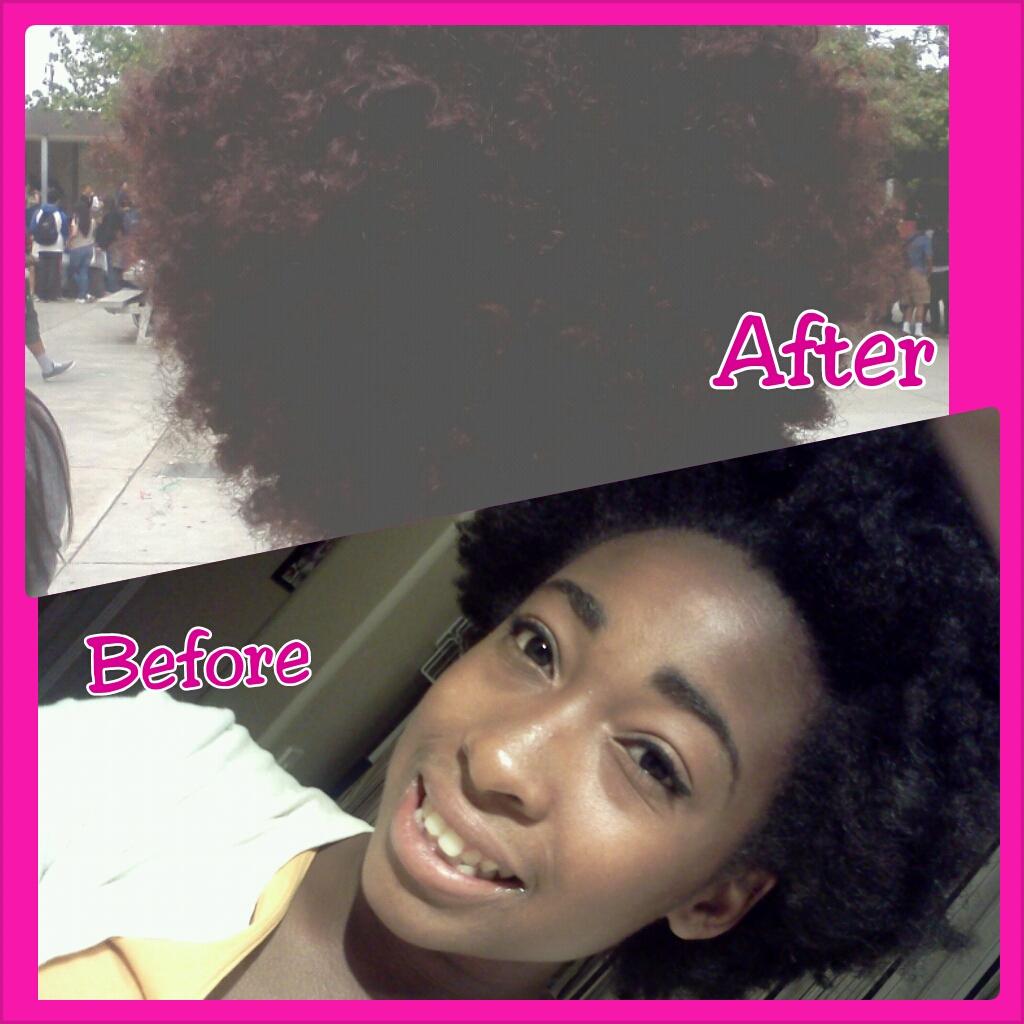 SchoolOfGlam Shea Moisture Hair Color System