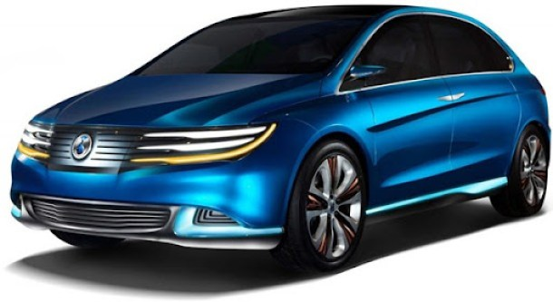 Denza EV concept (3)