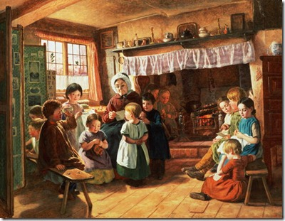 The-School-Room-xx-Alfred-Rankley