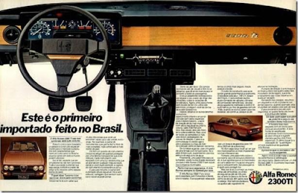Alfa Romeo 2300 VI