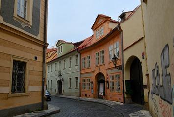 Mala Strana neighborhoods