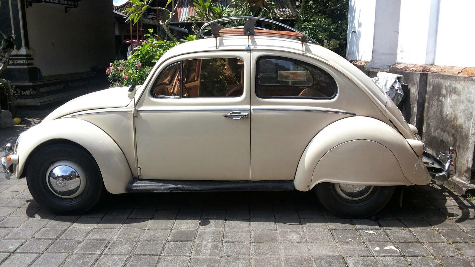 Dijual mobil VW kodok oval tahun 1957  vmancer