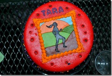 my awesome cake