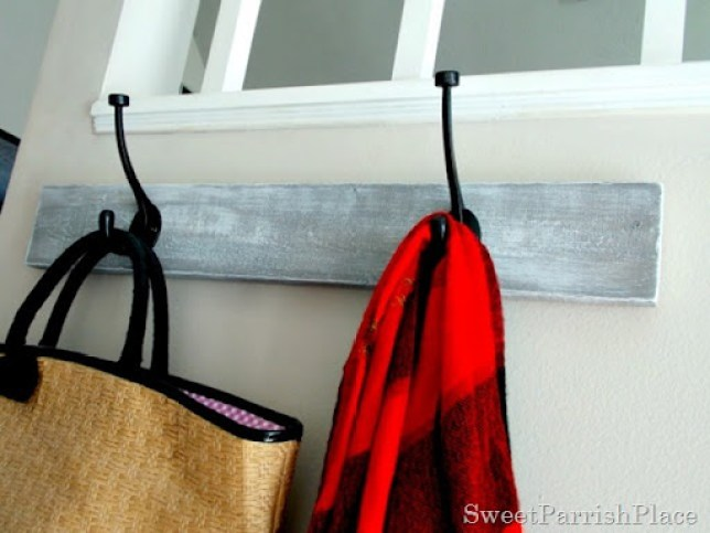 DIY Coat Rack5