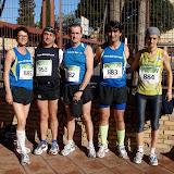 XXXII Medio Maratón Ciudad de Murcia (13-Marzo-2011)