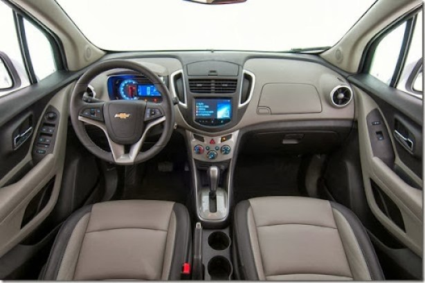 Chevrolet Tracker LTZ 2014 BR (17)