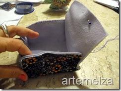 artemelza - bolsa de feltro duplo-11