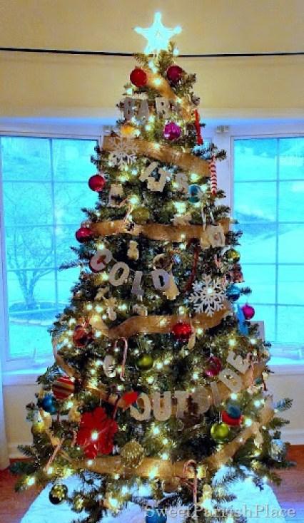 Christmas Tree20147