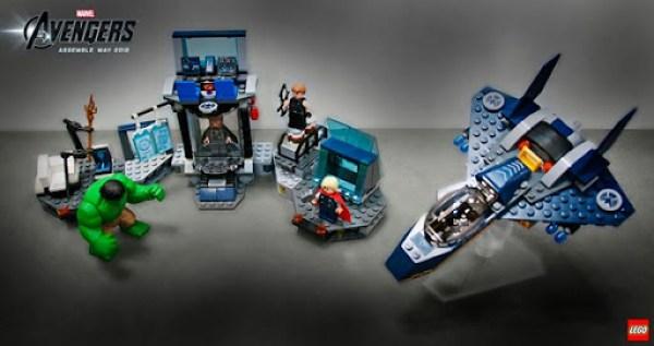 Avengers Lego 1