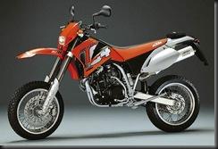 KTM 620 LC4 SM 98