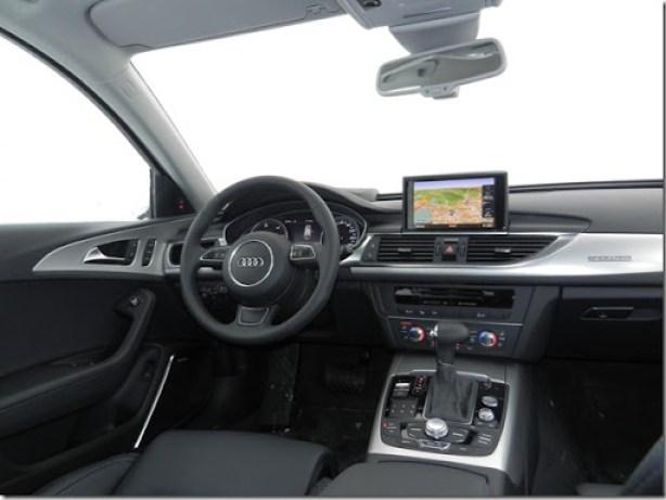 Audi A6 Avant 3.0 TDI (9)