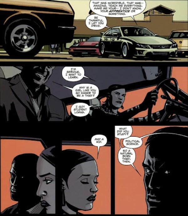 Thief of Thieves #1 - página 14