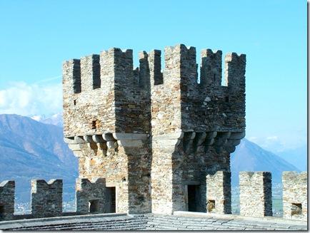 Bellinzona_Castello_di_Sasso_Corbaro_Turm