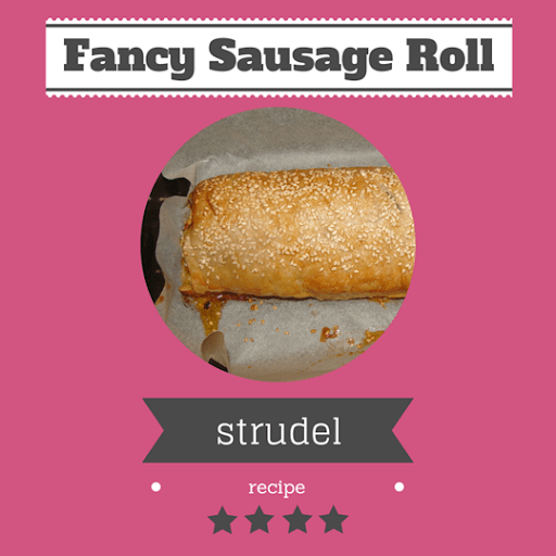 Fancy Sausage Roll
