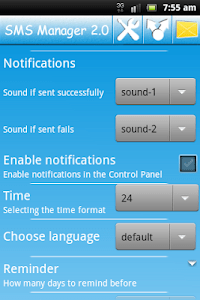 SMS Manager 2.0 screenshot 6