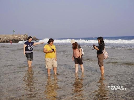 阿咪生活亂記: 【2013 小琉球輕旅行】玩水去~ 潮間帶導覽