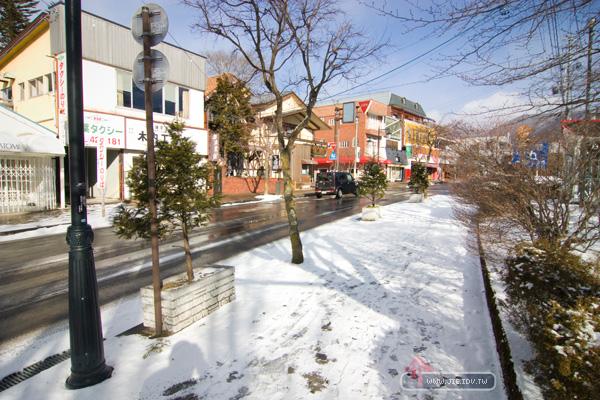 日本輕井澤商店街道